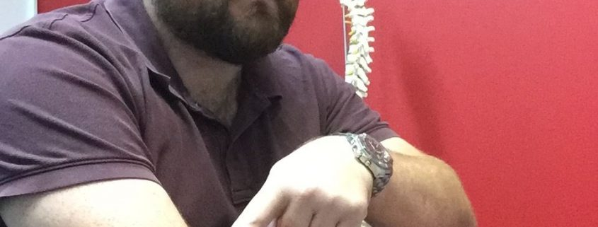 Dural Chiro elbow pain