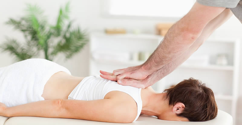 back pain treatment and manipulation